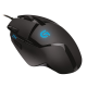 LOGITECH G402 HYPERION FURY Gaming Kablolu  USB MOUSE (910-004069)