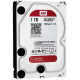 """WD RED 3,5"""" 1TB 64mb 7/24-NAS-SERVER (WD10EFRX) HDD"""